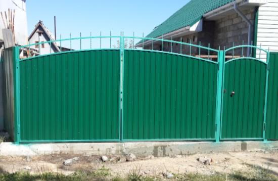 Рамка для ворот