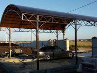 Навес для автомобиля. Цена 3500 руб. за кв.м. Челябинск